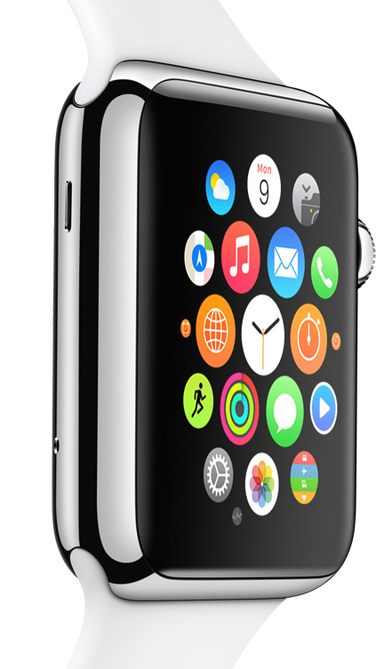 Apple Watch default apps
