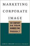 Marketing Corporate Image-book cover
