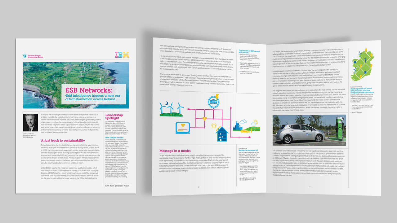 ESB Networks brochure