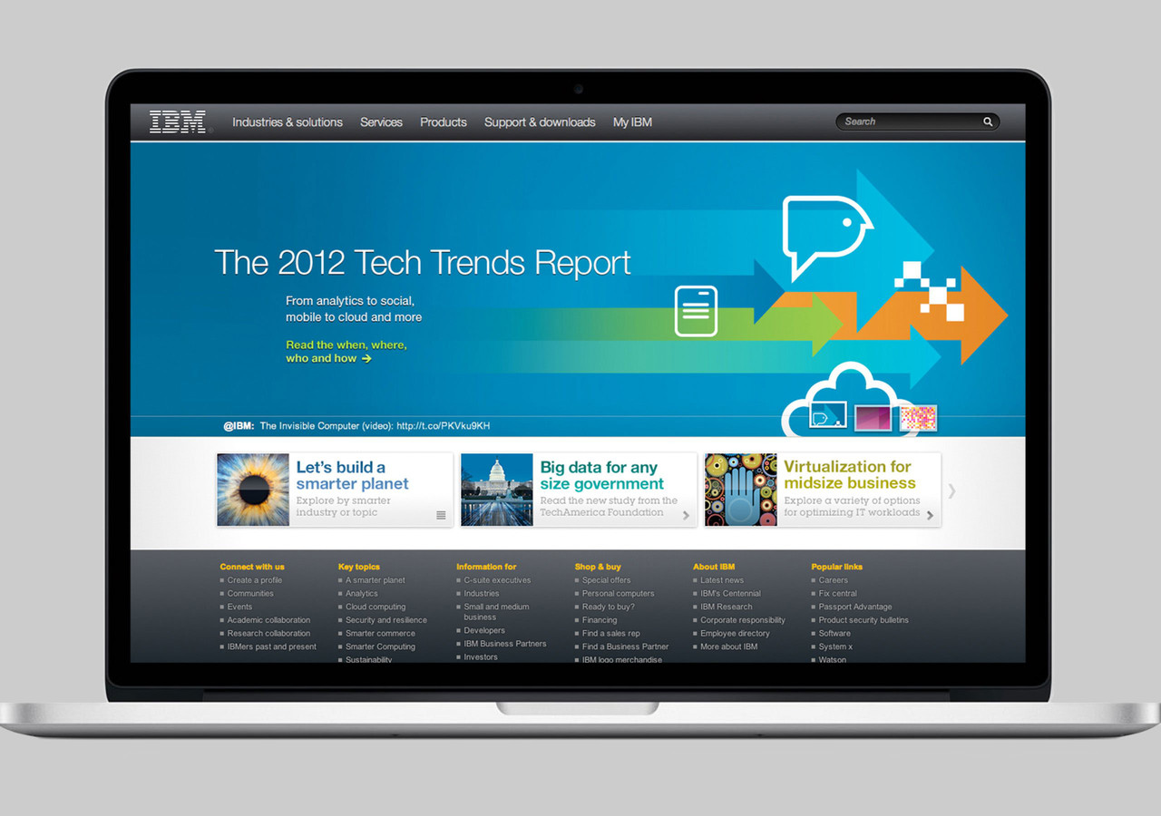 2012 Tech Trends Report