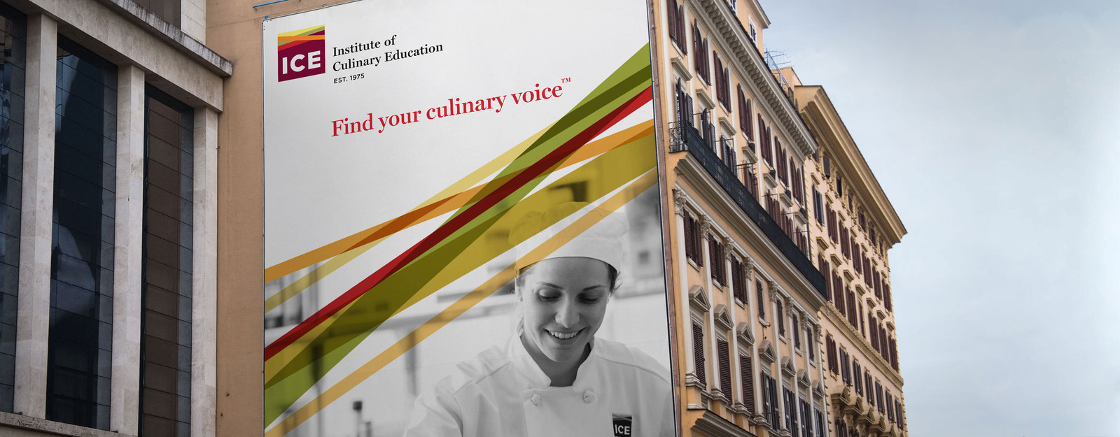 Find your culinary voice banner