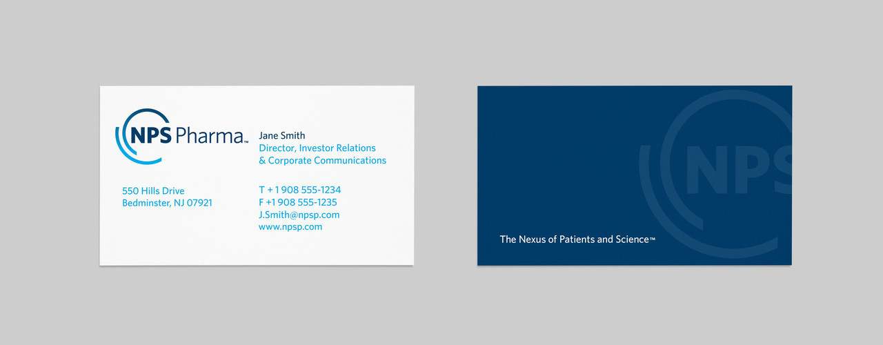 NPS business cards